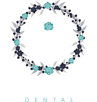 River Ranch logo white